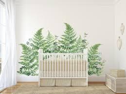 fern large fern wall decals urban walls