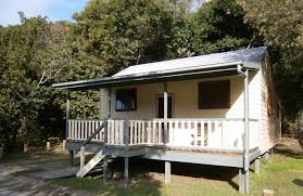 woody head cottages and cabins nsw national parks