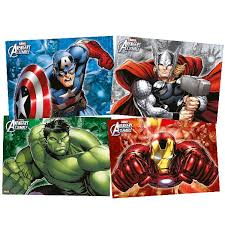one of the biggest ranges of avengers party supplies in the uk