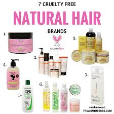 10 best chemical free brands for natural hair
