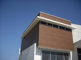Composite Shiplap Cladding Composite Cladding Offers The Texture And Natural Beauty Of