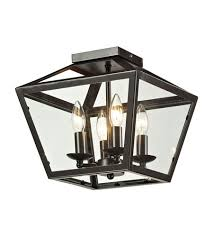 flush mount ceiling light fixtures oil rubbed bronze elk 31506 4 alanna 4 light 12 inch oil rubbed bronze semi flush