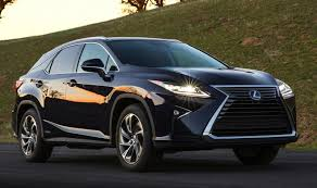 lexus years models 2016 lexus rx 450h overview cargurus