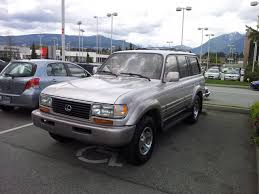 lexus for sale vancouver bc canadian lexus lx450 still all stock low kms ih8mud forum