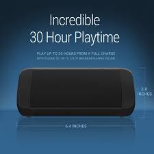 amazon com oontz angle 3 plus edition 10w portable bluetooth