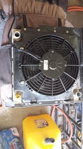 gator 6x4 radiator fan wiring help john deere gator forums