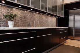 Dado Tiles For Kitchen 22 Beautiful Kitchen Colors With Dark Cabinets Home Design Lover