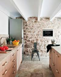 natural kitchen design by mestre paco interior design