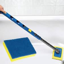 Bathtub Scrubber 10 Cleaning Tools That Make Housework Easier Ebay