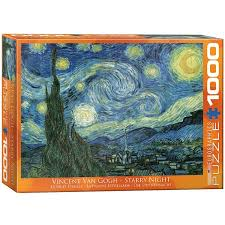 starry night an iconic piece of post impressionism by van gogh