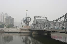 jiefang tianjin liberation bridge jiefang qiao ceiba design group