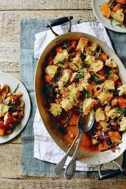 Thanksgiving Vegetarian Main Dishes - a meat free main dish that will wow your thanksgiving guests
