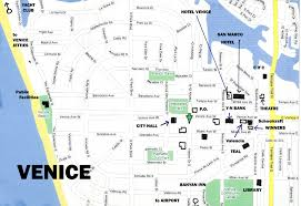 Marco Island Florida Map A Tour Of Venice Florida