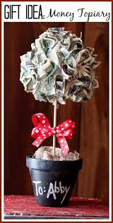 Wedding Money Gift Ideas Money Topiary Gift Idea Topiary Trees Bee Crafts And Bees