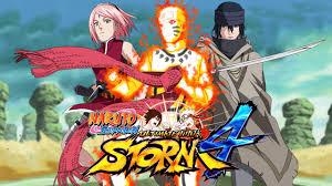 naruto shippuden naruto shippuden ultimate ninja storm 4 the last team 7 vs war