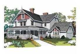eplans queen anne house plan victorian veranda plan 3722