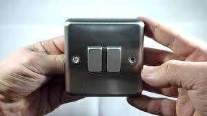 how to install a double light switch light switch wiring install awesome house lighting steps