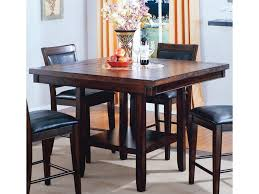 Counter Height Dining Room Table by Fulton 5pc Counter Height Dining Set 4 Stools Stool Bench