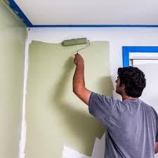 tips for using paint roller in painting walls