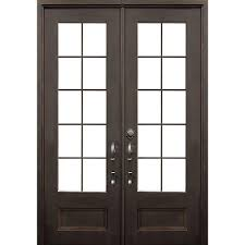 Repainting Wrought Iron Furniture by Allure Iron Doors U0026 Windows 72 In X 96 In Key Largo Dark Bronze