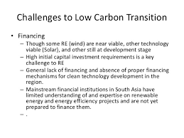 low carbon development in south asia leap frogging to a green future