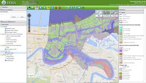 New Orleans Zip Code Map New Orleans Flood Insurance Costs And Requirements Michael