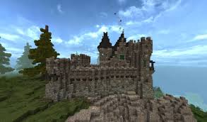 i made a small castle using the conquest reforged mod album on imgur