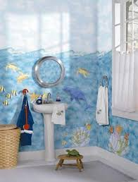 bathroom theme designing kids bathroom colors and themes interior design