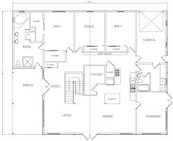 small house layout 16x24 pennypincher barn kits open floor pole building house floor plans howard s barn kits