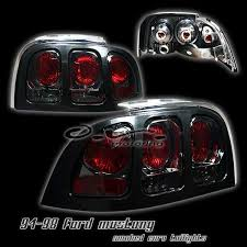 96 98 mustang tail lights 1994 1998 mustang tail lights mrbodykit com the most diverse