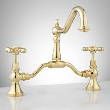 kitchen brass kitchen faucet throughout elegant bellevue bridge