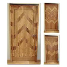 Funky Door Curtains by Elephants Bamboo Beaded Curtain Divider Hanging Door Doorway