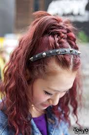 leather headband spiked leather headband from coii kr tokyo fashion news