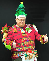 13 atrociously ugly christmas sweaters ugly sweater bossman