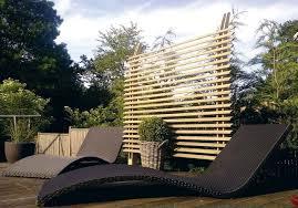 brise vue amovible jardin terrasse panneaux brise vue pour se cacher des voisins