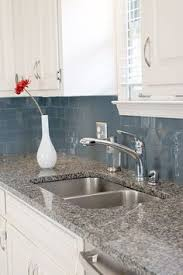 stick on backsplash for kitchen installing peel and stick glass tiles kitchens and glass