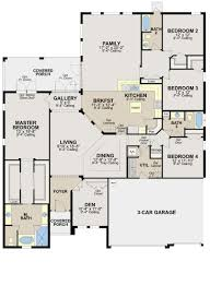 Ryland Homes Orlando Floor Plan Worthington Ii Floor Plan In Oak Ridge Phase Ii Calatlantic Homes