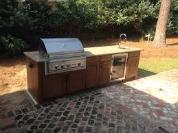 Outdoor Cabinets 101 Fireside Outdoor Kitchens by New Outdoor Kitchens Memphis Taste
