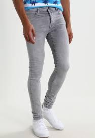 cars jeans skinny dust jeans skinny fit grey used zalando co uk