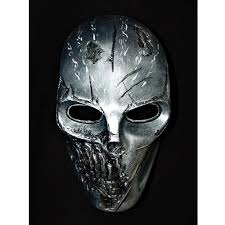 Mask Halloween Costume Army Mask Paintball Airsoft Mask Halloween Mask