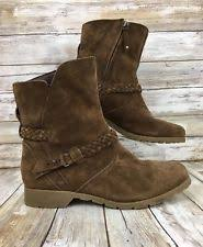 s suede ankle boots size 9 teva s ankle boots us size 9 ebay