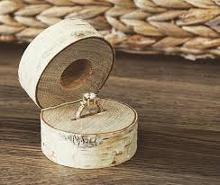 best 25 diy engagement ring box ideas on proposals