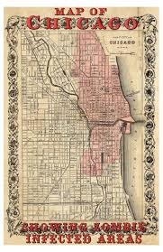 Chicago Columbian Exposition Map by Midwest Alternate Histories