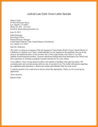 cover letter for law clerk cover letter for employment itubeapp