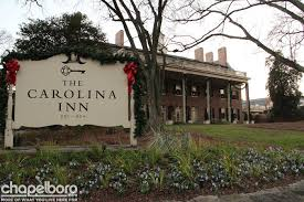 thanksgiving brunch at carolina inn chapelboro