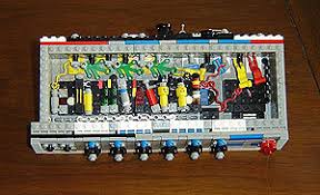 bored guitarist builds lego amp in a week techcrunch
