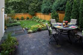 Ideas For Your Backyard Enticing Backyard Paver Ideas For Your Home Exterior U2013 Decohoms