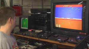 classic game room megaforce review for atari 2600 youtube