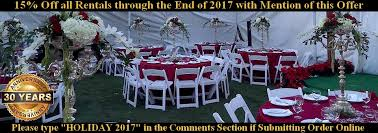 Wholesale Party Tables And Chairs Los Angeles Party Rents