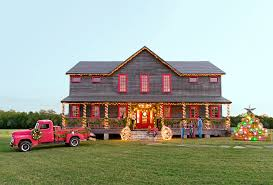 pictures of homes decorated for christmas house pictures tours of beautiful country homes